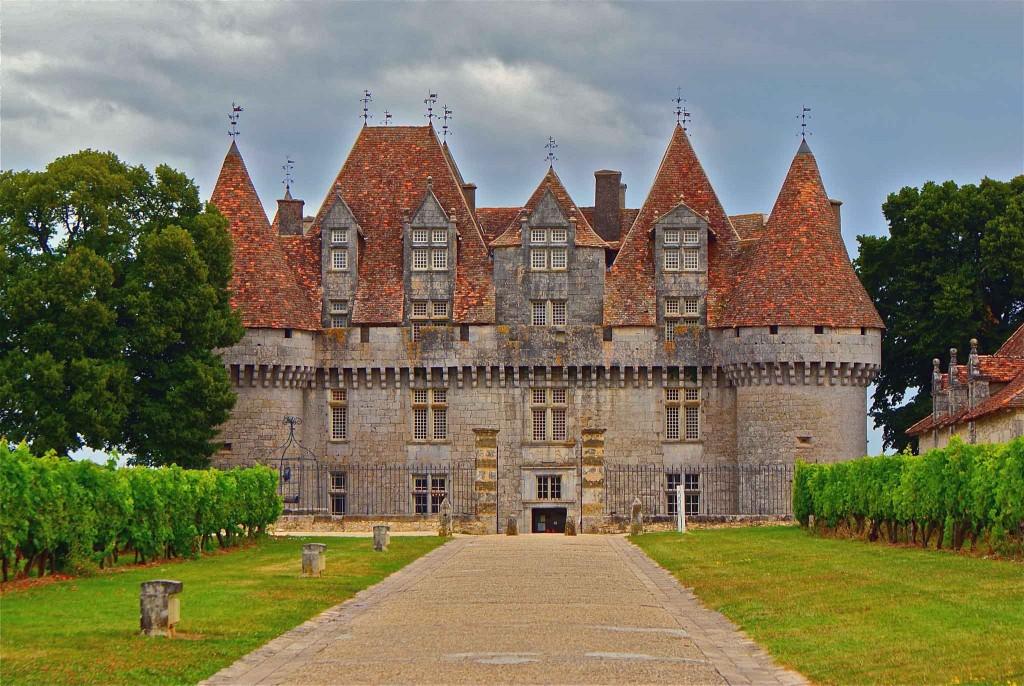 Château de Monbazillac Marion Decarnelle