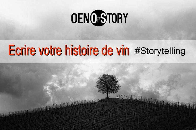 Ecrire votre histoire de vin storytelling