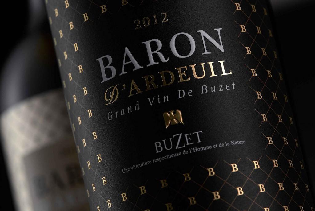 Baron Ardeuil étiquette Vignerons de Buzet Partager vos convictions Oenostory