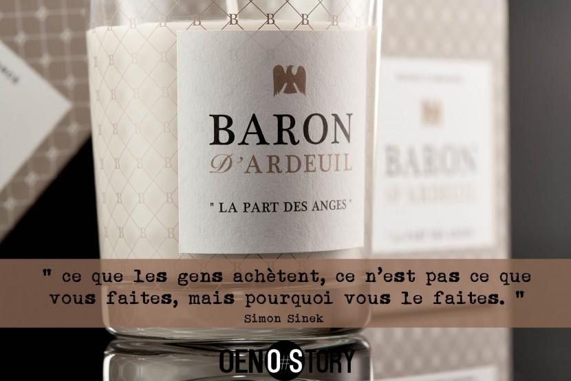 Partager vos convictions Baron Ardeuil Vignerons de Buzet
