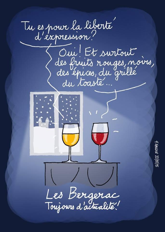 Glon Liberté expression Mon vin et les réseaux sociaux les 5 types de contenu actualité Oenostory