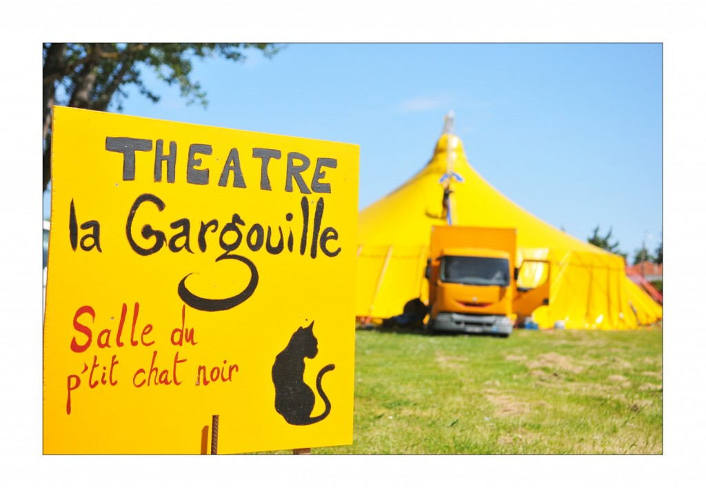 Théâtre de la Gargouille Marketing du vin et Marketing culturel Oenostory