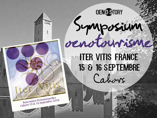 symposium oenotourisme iter vitis france oenostory