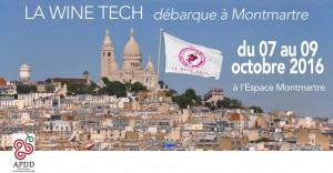 Winetech Montmartre Vin et consommation collaborative Oenostory