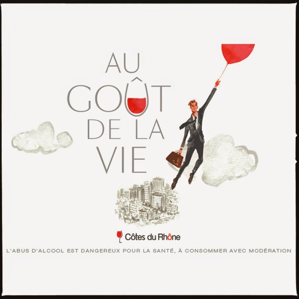 Campagne Vins Rhône Inbound marketing du vin Oenostory