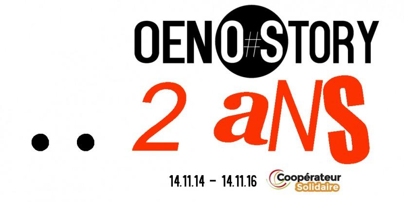 2 ans Oenostory ESS entreprendre en coopérative d'activité et d'emploi CAE